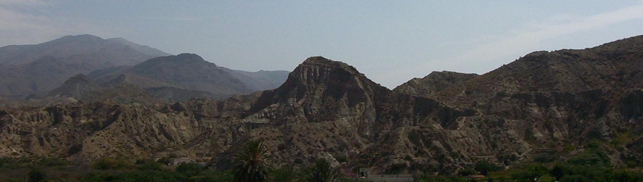 Cabo de Gata. Almería.